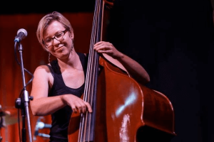 australian double bass player